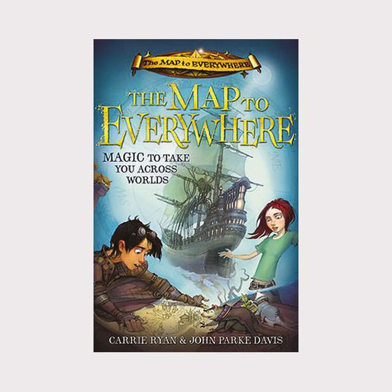 Map to Everywhere #1 The Map to Everywhere by Carrie Ryan, , hi-res