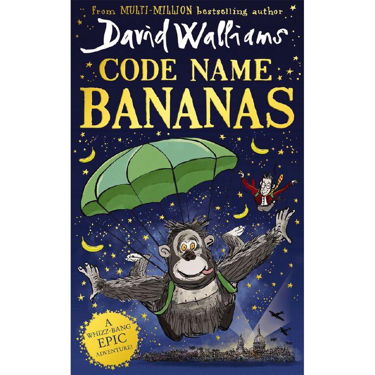 Code Name Bananas by David Walliams, , hi-res