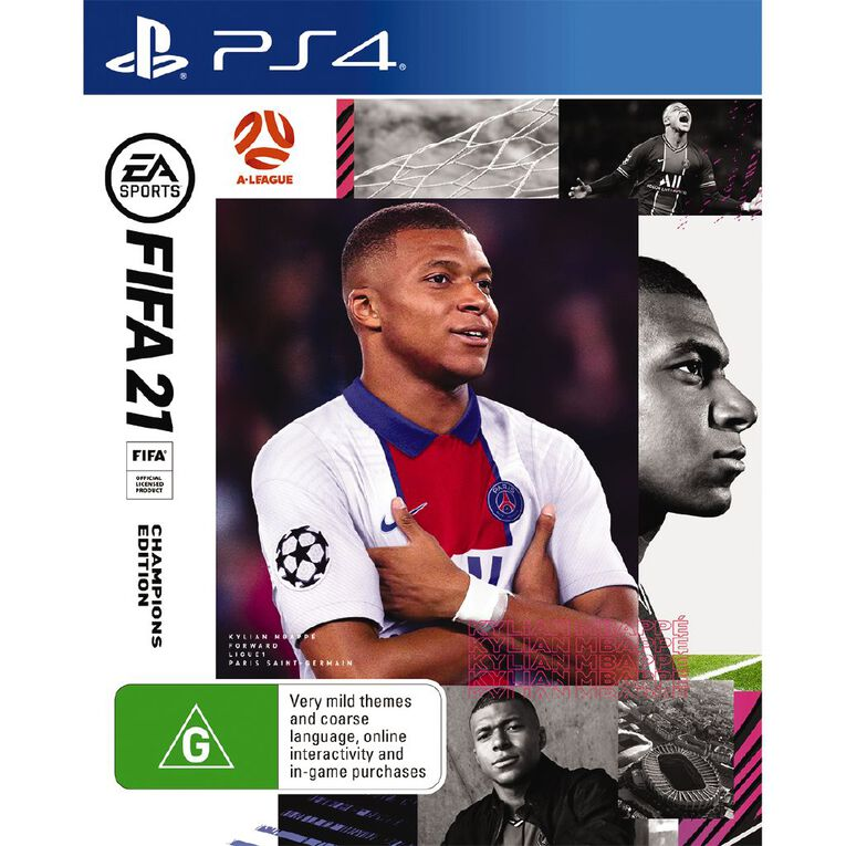 PS4 FIFA 21 Champions Edition, , hi-res