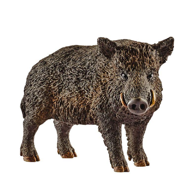 Schleich Wild Boar, , hi-res