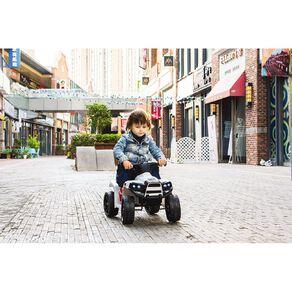 Active Intent Play Mini Quad 6V Ride On White