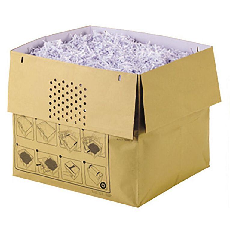 Rexel Shredder Bag Recyclable Auto+ 115L PK25, , hi-res