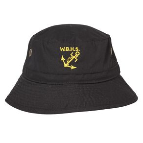 Schooltex Whangarei Boys' High School Bucket Hat with Embroidery