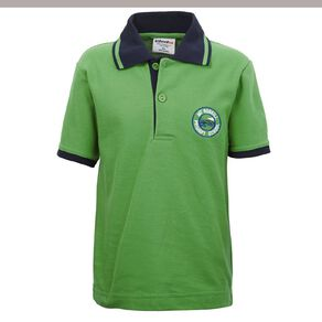 Schooltex Mt Roskill Primary Short Sleeve Polo with Embroidery