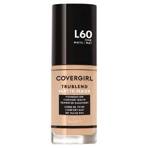 Covergirl TruBlend Matte L60 Light Nude