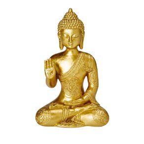 Living & Co Buddha Ornament Gold