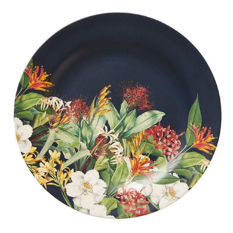 Living & Co Kiwi Floral Bamboo Platter, , hi-res