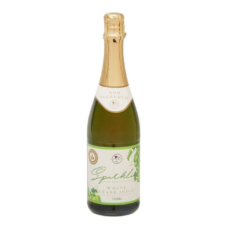 Vine Grove Sparkling White Grape Juice 750ml, , hi-res