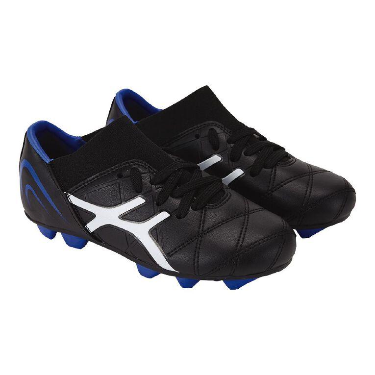 Active Intent Nohr1 Shoes, Black/Blue, hi-res