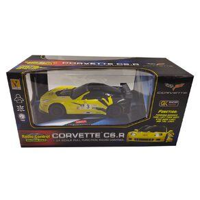 Radio Controlled 1:24 Corvette Premium Racing C6R