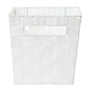 Living & Co Woven Basket White Small
