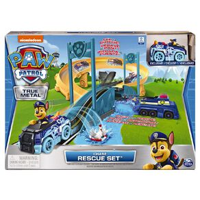 Paw Patrol Chase's Police Rescue Set