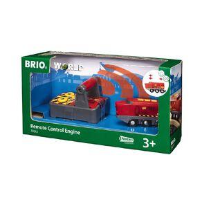 Brio Train Remote Control Engine 2 Pieces