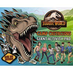 Camp Cretaceous Giant Activity Pad